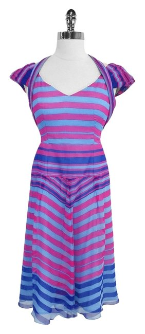 Preload https://item1.tradesy.com/images/nanette-lepore-talent-show-striped-silk-mini-short-casual-dress-size-0-xs-4392670-0-0.jpg?width=400&height=650