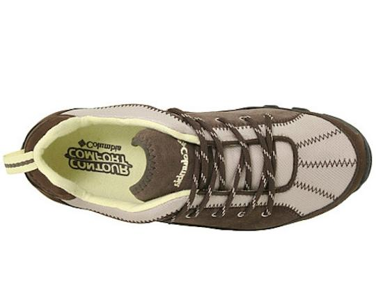 Columbia Sportswear Company Sporty Trail Water Resistant Grip Lace-up Mud, Daiquiri Athletic