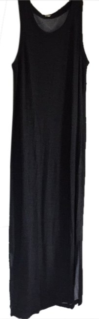 Gray Maxi Dress by J.Crew