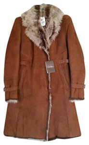 Cole Haan Fur Coat