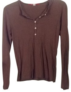 Ra-Re T Shirt Brown