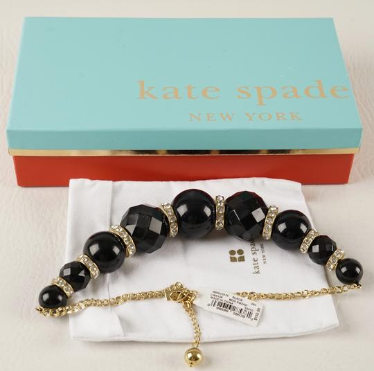 Kate Spade Kate Spade Black Necklace Image 1
