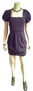 BCBGeneration P1519 Bcbg Career Size 4 Knee Length Stretchy Dress