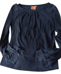Tory Burch Top Navy Blue
