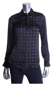 Michael Kors Top Blue,midnight
