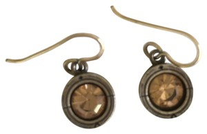 Patrica Locke Patricia Locke Round Drop Earrings