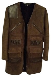 Ralph Lauren Black Label Fur Coat