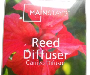 MAINSTAYS REED DIFFUSER