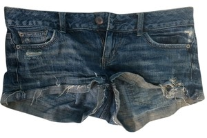 American Eagle Outfitters Sparkle Ripped Shorts