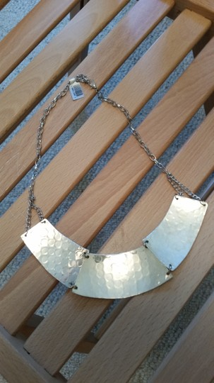 Other NWT Silver-color Metal indented Image 2