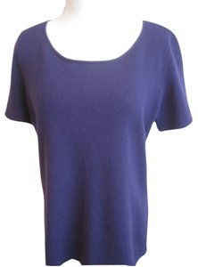 Jones New York T Shirt Plum