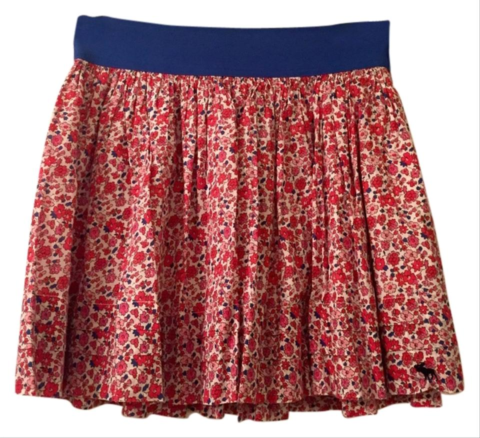 Fashion style Skirt Floral abercrombie for girls