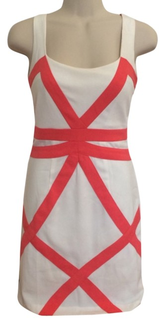 Minuet Petite Sleeveless Fitted Party Applique Dress