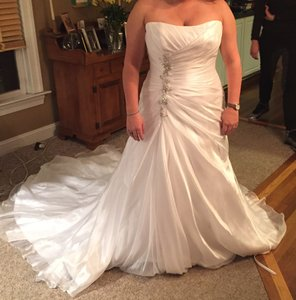 Maggie Sottero Debbie Or J1436 Wedding Dress