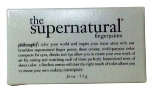 Philosophy Supernatural Fingerpaints Cool
