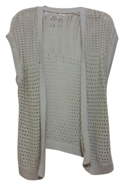 Preload https://item1.tradesy.com/images/old-navy-cream-knit-cotton-cardigan-size-8-m-4398850-0-0.jpg?width=400&height=650