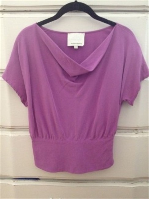 Madison Marcus Top Lavender purple
