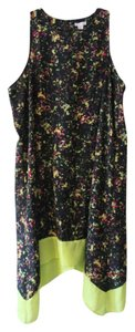 Xhilaration short dress Print Bright Multi-color on Tradesy