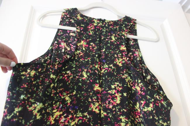 Xhilaration short dress Print Multi-color Handkerchief on Tradesy