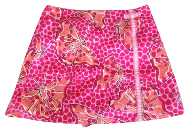 Preload https://item5.tradesy.com/images/lilly-pulitzer-pink-cha-cha-butterfly-0p-skort-size-petite-0-xxs-4399234-0-0.jpg?width=400&height=650