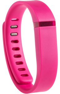 Other NEW Hot Pink Replacement Band Bracelet for Fitbit Flex with Clasp Small S