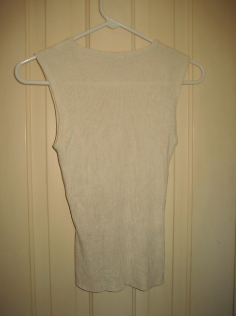 Other Silk Vest Hand Washable Sweater
