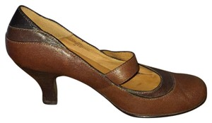 Soft Brown Pumps