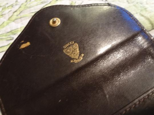 Gucci Vintage GUCCI suede and leather wallet!!!