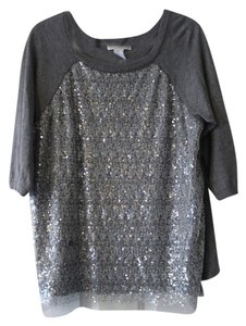 Design History Sequin Sweater