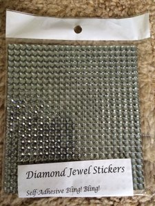 Self-adhesive Jewel Stickers