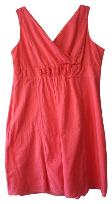 Lands' End short dress Coral on Tradesy
