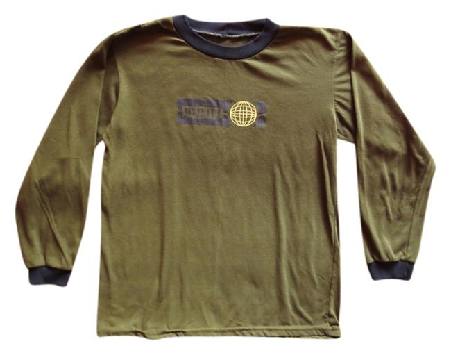Preload https://item2.tradesy.com/images/olive-tee-shirt-size-8-m-4401346-0-0.jpg?width=400&height=650