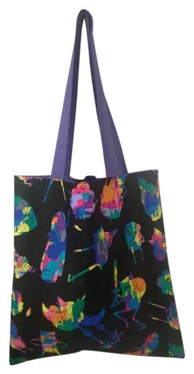 Other Hanbags Adventure Time Tote in black