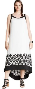 Ivory Maxi Dress by DKNY Summer Maxi