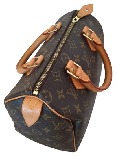 Preload https://item5.tradesy.com/images/louis-vuitton-satchel-brown-with-lv-logo-4402549-0-0.jpg?width=440&height=440
