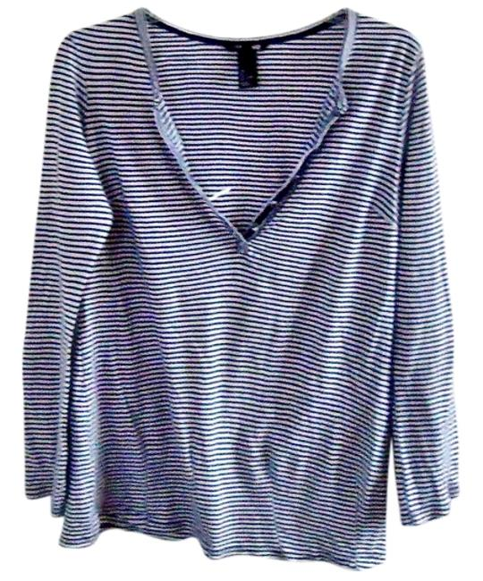 H&M Cotton T Shirt striped