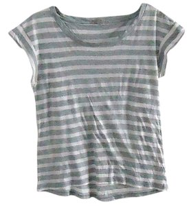 Gap Cotton T Shirt striped