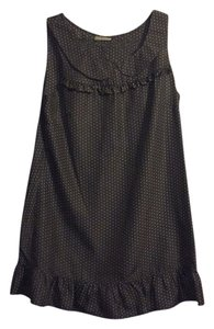Pins and Needles short dress Olive green on Tradesy