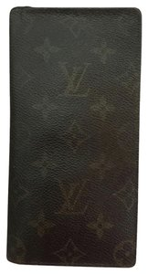 Louis Vuitton Louis Vuitton Checkbook, Credit Wallet