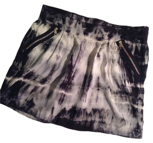 Gypsy05 Mini Skirt tiedye