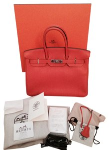 Hermès Birkin Togo Classic Tote in Orange