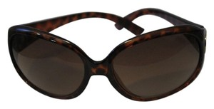 Michael Kors Oversized Tortoise Sunglasses