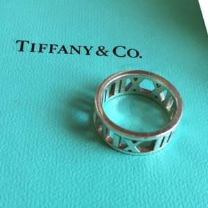Tiffany & Co. Tiffany Silver Ring