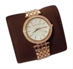 Michael Kors Michael Kors Darci Watch with Crystal Encrusted Band