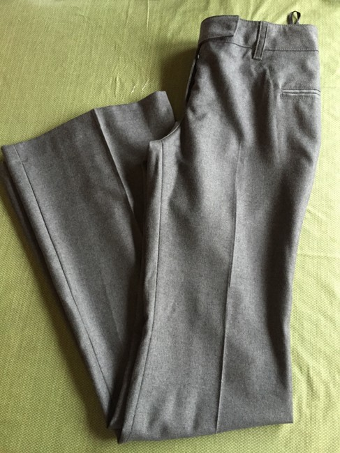Roberto Cavalli Fleece Wool Slacks Italian Pants