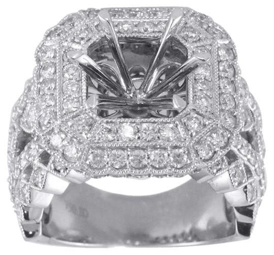 Preload https://item4.tradesy.com/images/ladies-18k-diamond-with-mounting-ring-4406083-0-0.jpg?width=440&height=440