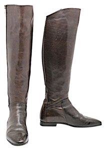 ALBERT FERMANI Brown Boots