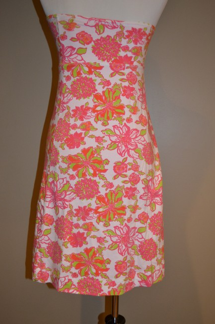 Lilly Pulitzer Reversible floral cover up