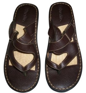 Drexlite brown Wedges