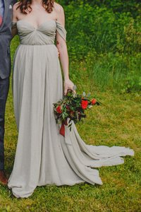 Sarah Seven Quincy Wedding Dress